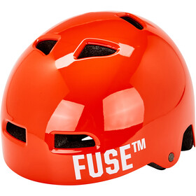 FUSE Alpha Helmet, glossy burned orange